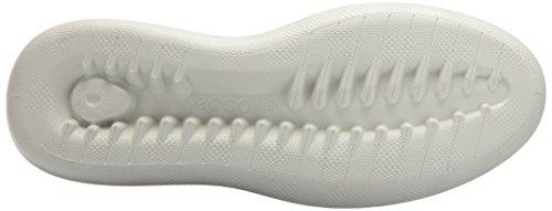 Ecco Mens Scinapse Hoge Top Fashion Sneaker Wilde Duif / Donkere Schaduw
