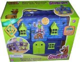 ScoobyDoo Mystery Mates Deluxe Playset Mystery Mansion with Goo Turret