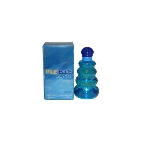 (Perfumers Workshop M-1819 Samba True Blue - 3.3 oz - EDT Spray)