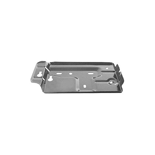 (MACs Auto Parts 66-34800 - Ford Thunderbird Battery Tray, Before 12-1-, For Use With Bottom Hold-Down Clamp)