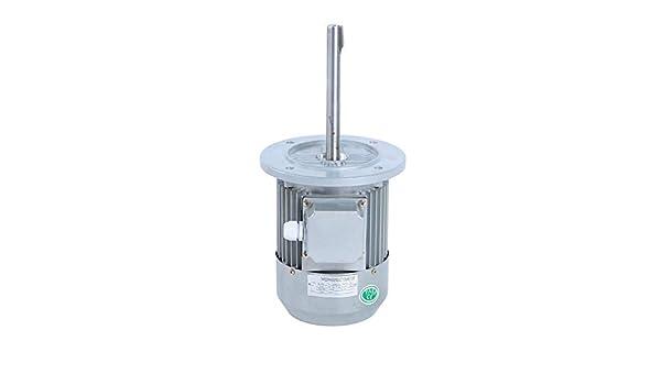 Motor eléctrico trifásico, 1400RPM 220V/380V 750W Motor eléctrico trifásico resistente a altas temperaturas: Amazon.es: Industria, empresas y ciencia