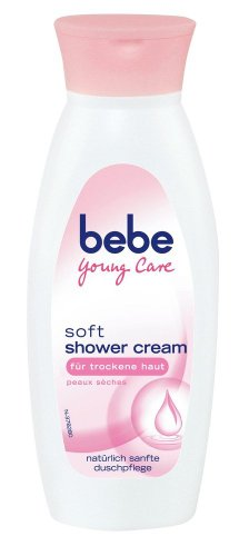 8.5 Ounce Shower Cream (Bebe Soft Shower Cream 250ml)