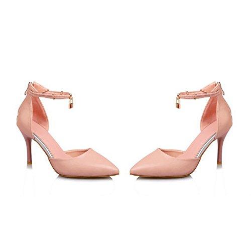 BalaMasa 5 Sandales 36 Rose EU ASL05516 Rose Femme Compensées rCrZqS