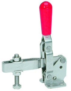 5.53'' x 2.53'' 210-USS 750lb Capacity Vertical Hold-Down Clamp