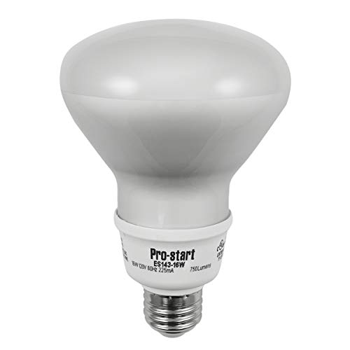 ES143-16W-WW R30 2700K Warm-White - Volts: 120V, Watts: 16W, Type: R30 Reflector