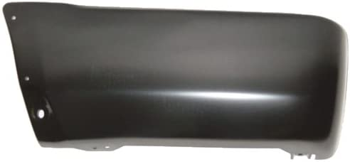 OE Replacement Toyota 4-Runner Rear Driver Side Bumper Extension Outer Partslink Number TO1104101