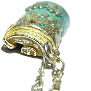 パルナートポック ネックレス 『 サイダー住まい ヤモリ 』 Palnart Poc 爬虫類 可愛い レディース 人気 かわいい ユニーク ジュース 目立つ 爬虫類 おもしろ 面白い 空き缶