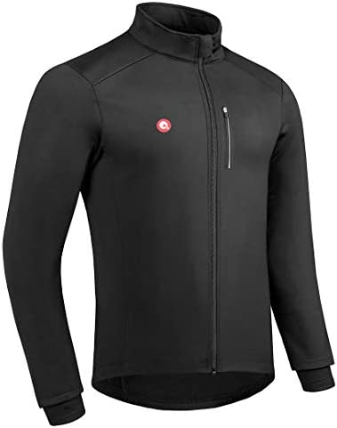 Przewalski Thermal Cycling Softshell Windbreaker product image