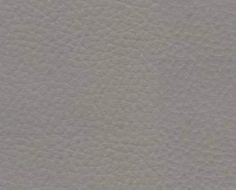1 Metro de Polipiel para tapizar, Manualidades, Cojines o forrar Objetos. Venta de Polipiel por Metros. Diseño Vulco Ignífugo Color Gris Ceniza Ancho ...