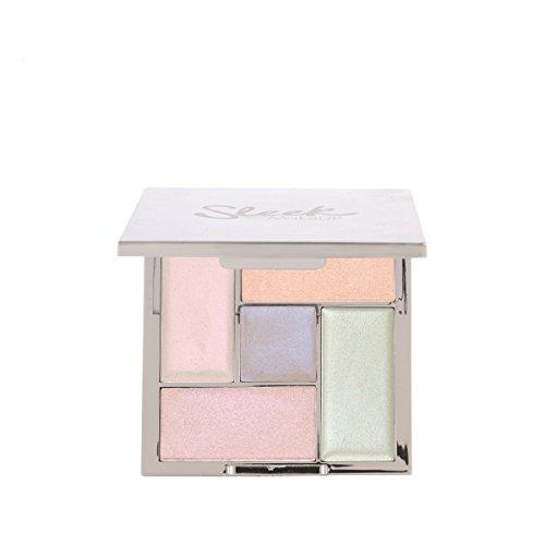 Sleek Makeup Highlighting Palette - Distorted Dreams (Bisque Face Makeup)