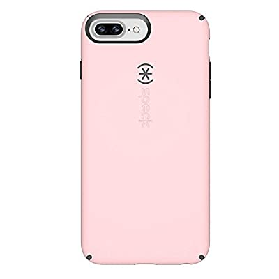 Speck Products CandyShell Cell Phone Case for iPhone 8 PLUS/7 PLUS/6S PLUS/6 PLUS - Quartz Pink/Slate Grey from Speculative Product Design, LLC