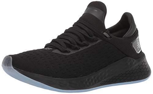 New Balance Men's Lazr V2 Fresh Foam Running Shoe, Black/Magnet, 10.5 D US