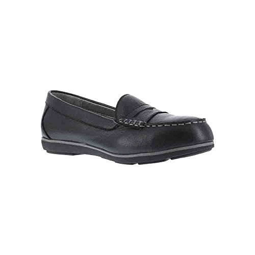 Rockport Work Womens Top Shore RK600 Work Shoe Black