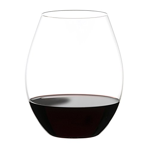(Riedel The Big O Crystal Syrah Stemless Wine Tumbler, Set of 4)