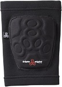Triple 8 Covert Elbow Pads, Black, Medium by Triple Eight