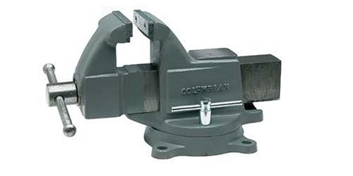Columbian 10203 604M3 4-Inch Jaw Width by 6-Inch Opening Machinist (Columbian Machinists Vises)