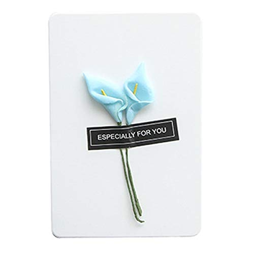 Greeting Cards Handmade - 10pcs 3d Flower Happy Year Greeting Cards Handmade Thank You Thanksgiving Birthday Post Card Water - Greeting Thank Cards Cards Invitations Sata Riser Adapter Diag