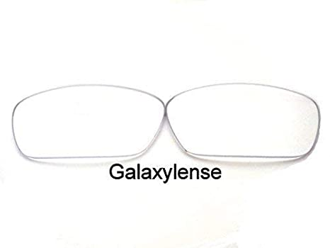 11d9da72516 Galaxy Replacement Lenses for Oakley Fuel Cell Clear Color
