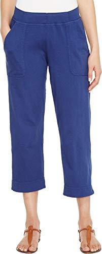 Fresh Produce Women's Key Largo Capris Moonlight Blue Large 22