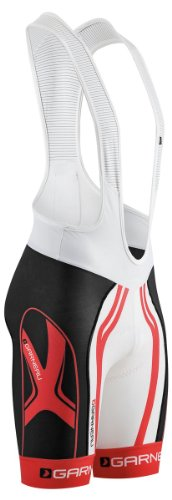 Louis Garneau Elite Lazer Bib Shorts (Small, (Lazer Bib)
