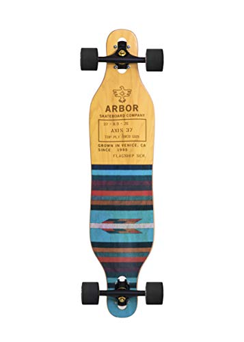 Fireball x Arbor Longboard Cruiser Downhill Skateboards – Various Models – Deck & Completes