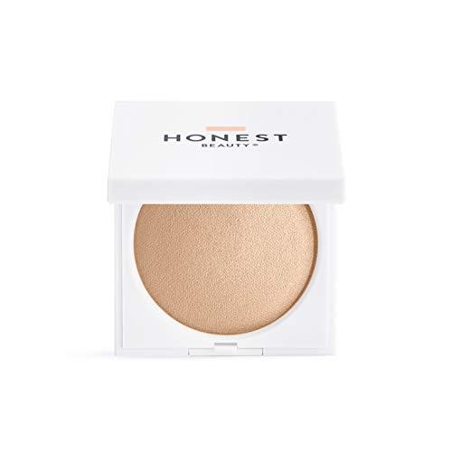 Honest Beauty Luminizing Glow Powder, Midnight Reflection | Talc Free, Paraben Free, Dermatologist Tested, Cruelty Free…