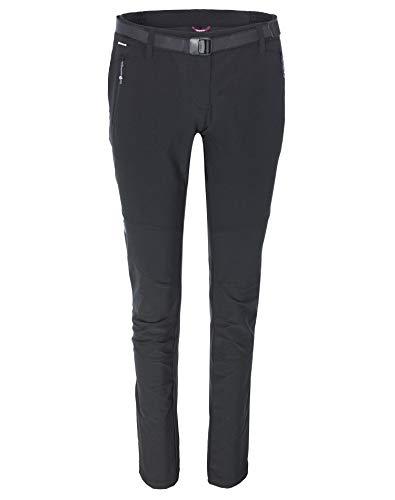 black W Upright Pantalones Negro Ternua ® Mujer YCqwnHE