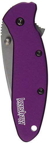 Kershaw-1620PUR-Scallion-Folding-Knife-Purple-with-SpeedSafe