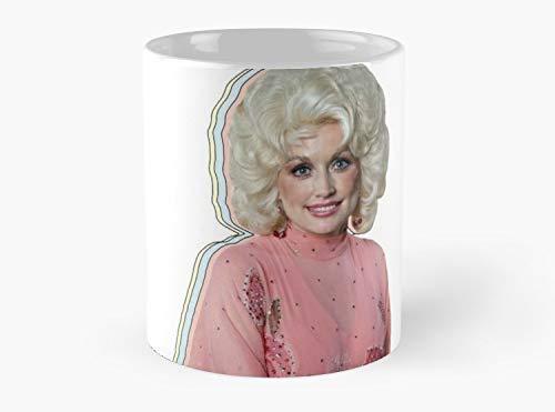 dolly parton Mug, Standard Mug Mug Coffee Mug - 11 oz Premium Quality printed coffee mug - Unique Gifting ideas for Friend/coworker/loved ones