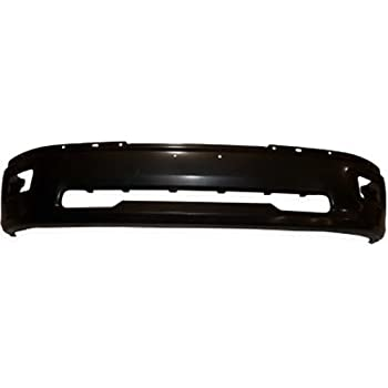 Painted Gray Steel Front Bumper for Dodge Ram 1500 CH1002384 Ram 1500