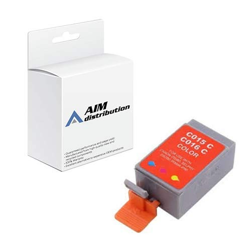 (AIM Compatible Replacement for Canon BCI-15C Color Inkjet (170 Page Yield) (8191A003) - Generic)