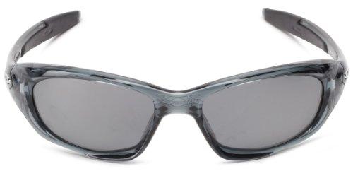 3ff18f22af Oakley Mens Twenty OO9157-06 Polarized Oval Sunglasses