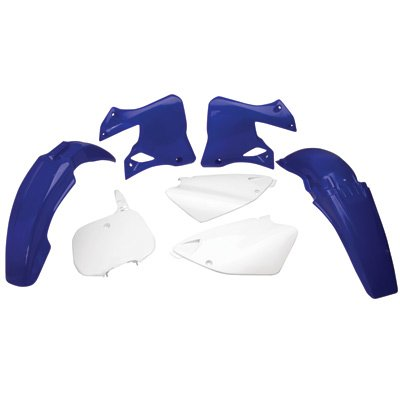 Polisport Complete Replica Plastic Kit YZ Blue for Yamaha YZ250F 2006-2009