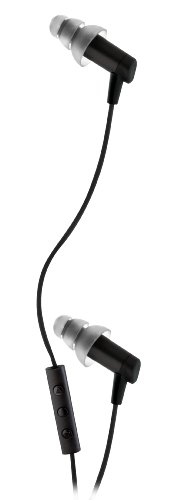 Etymotic Research ER23-HF3-BLACK-I HF3 In-Ear Headset with 3-Button Remote Control for iPod, iPhone, iPad (Black)