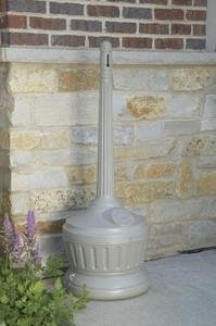 Smokers Outpost Cigarette Receptacle - Black by Smokers' Outpost (Image #1)