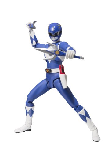 Bandai Tamashii Nations S.H. Figuarts Mighty Morphin Blue Ranger