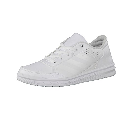 adidas Altasport K, Zapatillas de Running Unisex Niños Multicolor (Ftwr White/ftwr White/clear Grey S12)