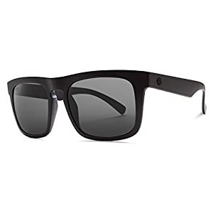 Electric Visual Mainstay Matte Black/Grey Sunglasses