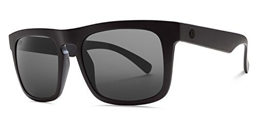 Electric Visual Mainstay Matte Black/Grey - Sunglasses Electrics