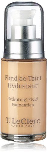 T. LeClerc Hydrating Fluid Foundation SPF 20 - # 03 Beige Sable 30ml/1oz