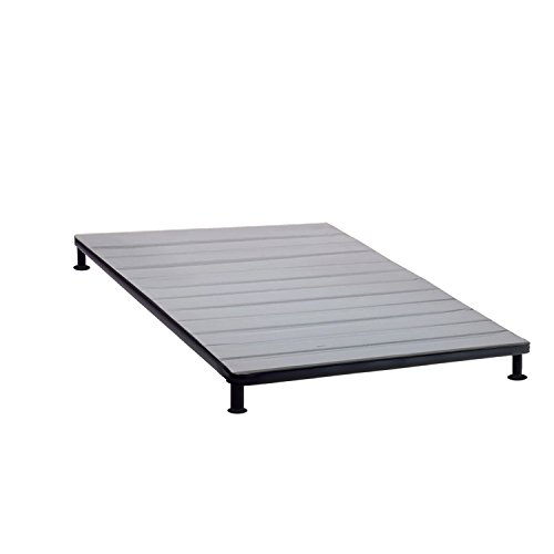 Continental Sleep, Standard Mattress Support Bunkie Board/Slats with Cover |Full Size|