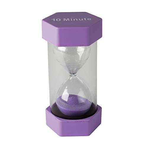 large 10 minute sand timer - 1
