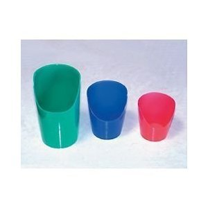 Flexi-Cut Cups - Large (7 oz., Green) - Pack of 5