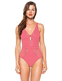 BECCA Color Play Plunge One-Piece