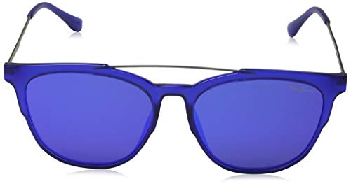 blue Pepe Joshua 0 Sol 55 Adulto Jeans Gafas Sunglasses Azul De Unisex grey r41rwzqx