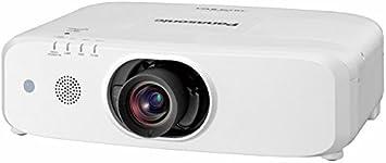 Amazon.com: Panasonic PT-EW550U 5000-Lumen WXGA 3LCD ...
