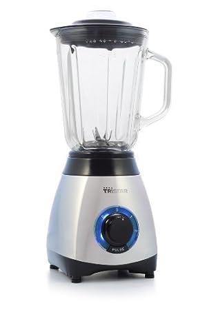 Tristar BL 4417 - Batidora de vaso con función granizado (500 W), en acero: Amazon.es: Hogar