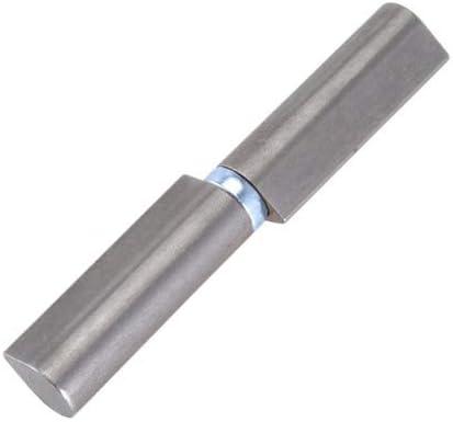 Bisagra en aceros alta calidad para soldar en H 200mm, rodamiento de bolitas, por puertas et portales - MADE IN ITALY - qualidad e precio profesional