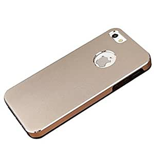 HP DFThe Ultrathin Metal Protection Case for iPhone5/5S , Black