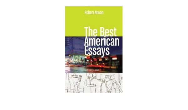 the best american essays 6th edition The best american essays of the century by joyce carol oates, 2000, houghton mifflin co edition, in english.